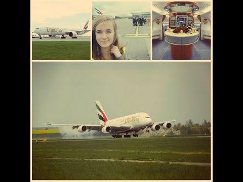 Emirates v Praze   2016