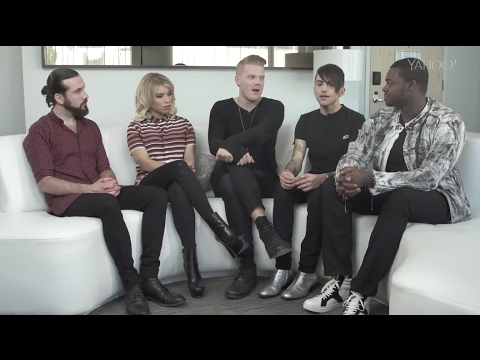 Pentatonix - Yahoo Interview 2015