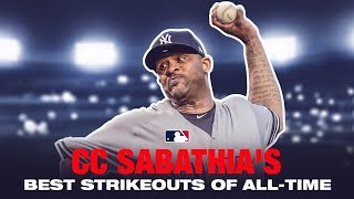 CC Sabathia's most memorable strikeouts