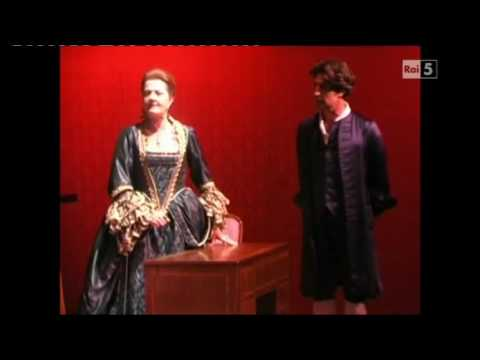 Teatro   Le false confidenze di Marivaux by Casimiro