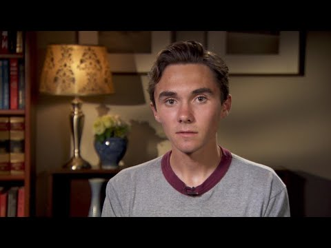 Florida Shooting Survivor David Hogg Accused of Conspiracy