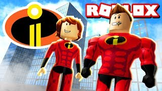 THE INCREDIBLES 2 MOVIE IN ROBLOX