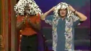 Whose Line: Robin Williams Props
