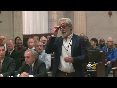 Journalist Jamie Kalven Takes Stand In Laquan McDonald Case