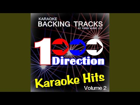 Don't Forget Where You Belong (Originally Performed By One Direction) (Full Vocal Version)