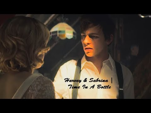 Harvey & Sabrina | Time In A Bottle