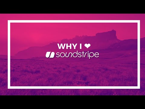 Soundstripe music licensing for wedding, vlog, and tutorial videos!