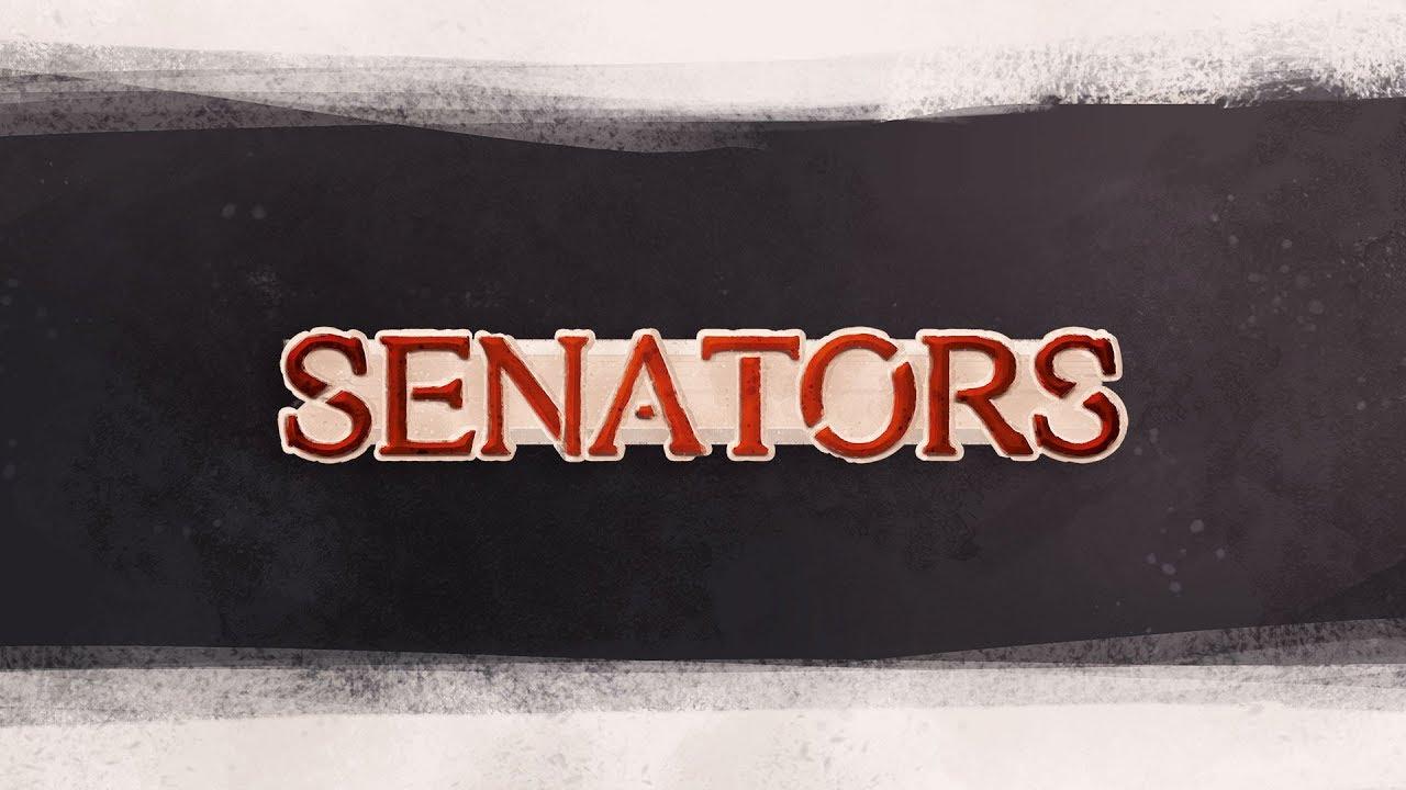SENATORS (Ferti Games) - Explication du Jeu