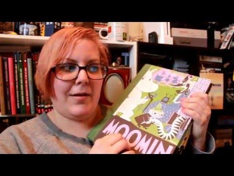 Moomin Comics Review | #REMbooks