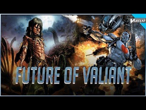 The Future of Valiant & Bloodshot/Harbinger Movies!