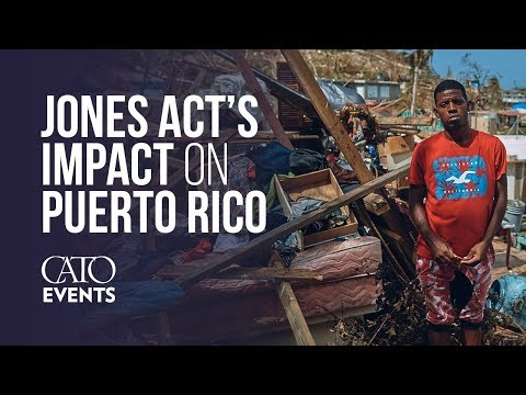 Unnatural Disaster: Assessing The Jones Act's Impact On Puerto Rico
