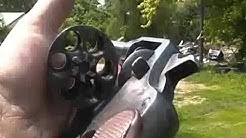 Colt .45 Model 1917 WW 1 revolver, auto rim or ACP