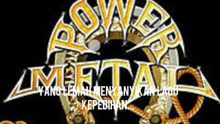 Power metal Hukum rimba + lirik