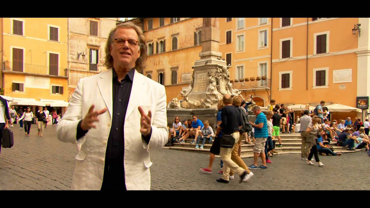 André Rieu about 'Bella Ciao'
