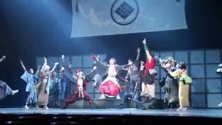 2016年5月27日より公演された舞台『曇天に笑う』(再演)のダイジェスト...