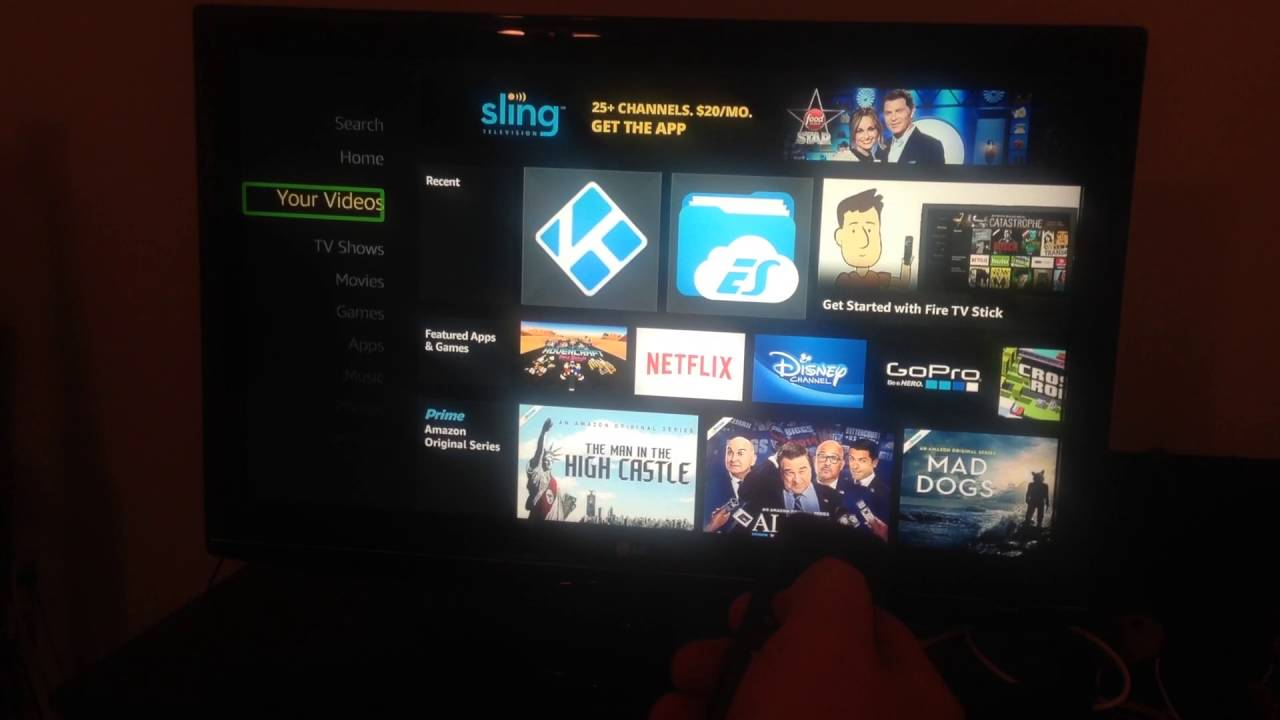 Amazon fire stick easy fix voice view turn off up down remote fix youtube