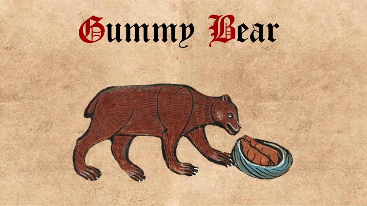 Gummy Bear (Medieval Cover)