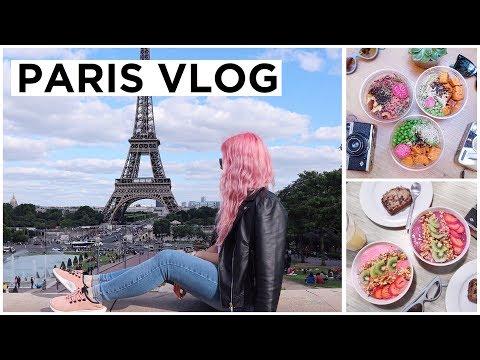 PARIS VLOG - IS PARIS VEGAN FRIENDLY?