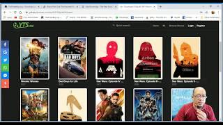 Tips mendownload movie semasa PKP