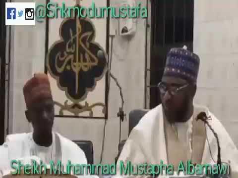 Download Kuskure wajen yin addu'a | Sheikh Muhammad Mustapha Albarnawi