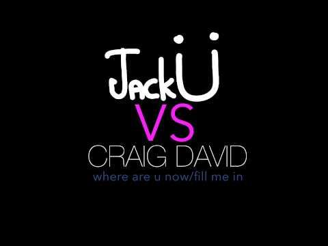 Where Are Ü Now/Fill Me In (XVXZ MASHUP) - Jack Ü/Craig David