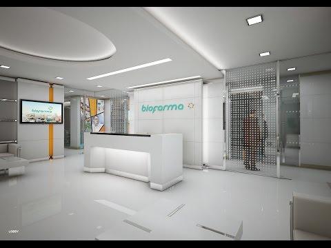 VRAY TUTORIAL INTERIOR OFFICE....3DMAX......VRAY....RENDERING