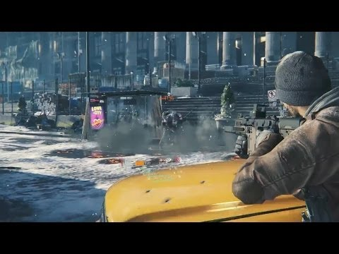 E3 2014 - The Division GAMEPLAY Demo Trailer (Tom Clancy's The Division)