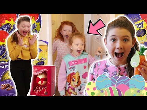 SURPRISING THE GIRLS - EASTER CAME EARLY!