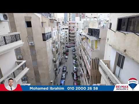 شقة-للبيع-225م-جناكليس-(ش-أبوقير---برج-اوبال---السلام-انتربيلد)-الاسكندرية