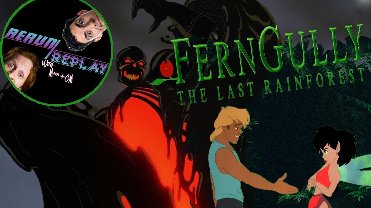 Download Ferngully: The Last Rainforest REVIEW