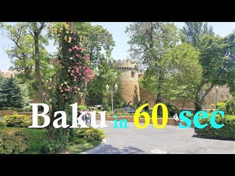 One Minute in Baku