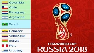2018 FIFA World Cup | Prediction #11 | South America