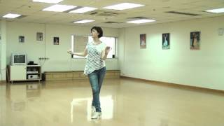 Blue Night Cha by Kim Ray (Line Dance)