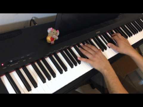 Chris de Burgh - Separate Tables - piano version