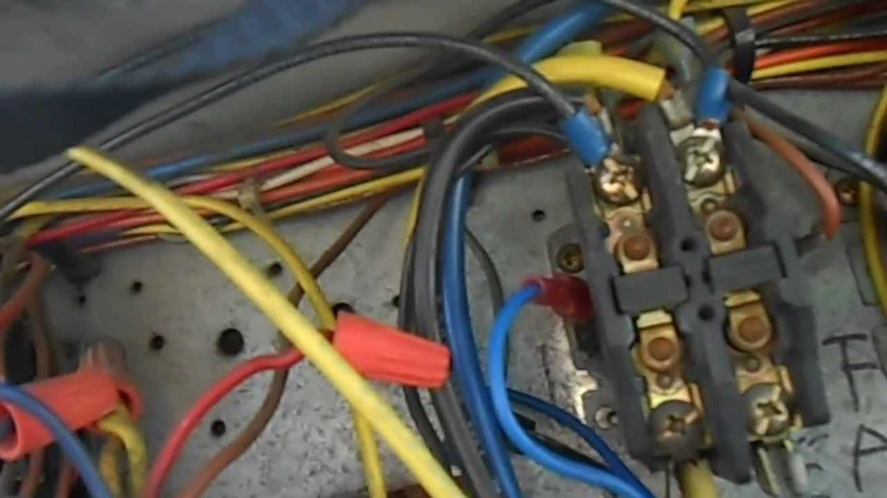 HVAC: Pressure Switch Wiring