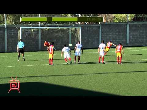 UREÑA SPORT CLUB VS SAN ANTONIO PRIMER GOL
