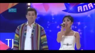 КВН Сборная Таджикистана - Полуфинал.  Лига Ала-Тоо 2016