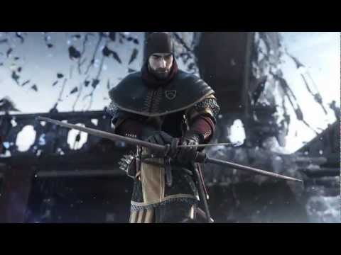 The Witcher 2 Assassins of Kings | CGI Intro trailer (2012) XBox 360