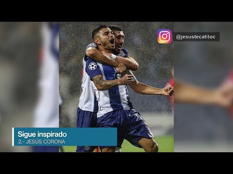 TOP 10 Mexicanos en Europa 12 de Noviembre 2018 - 동영상