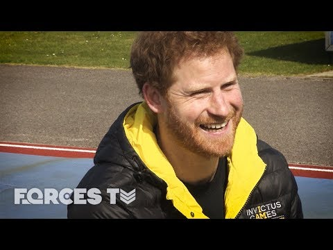 Prince Harry: How Being In The British Army Made Me Confront My Issues | Forces TV