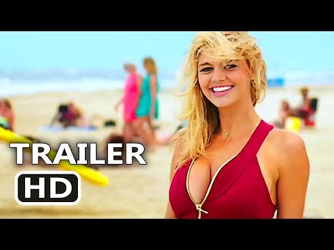 "BAYWATCH Official ""SLOWMO"" Trailer (2017) Dwayne Johnson, Alexandra Daddario Comedy Movie HD"