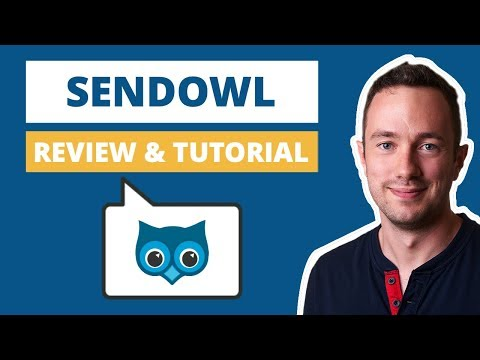 SendOwl Review and Tutorial