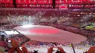 Cerimônia de Encerramento das Olimpíadas Rio 2016 - Tokyo 2020