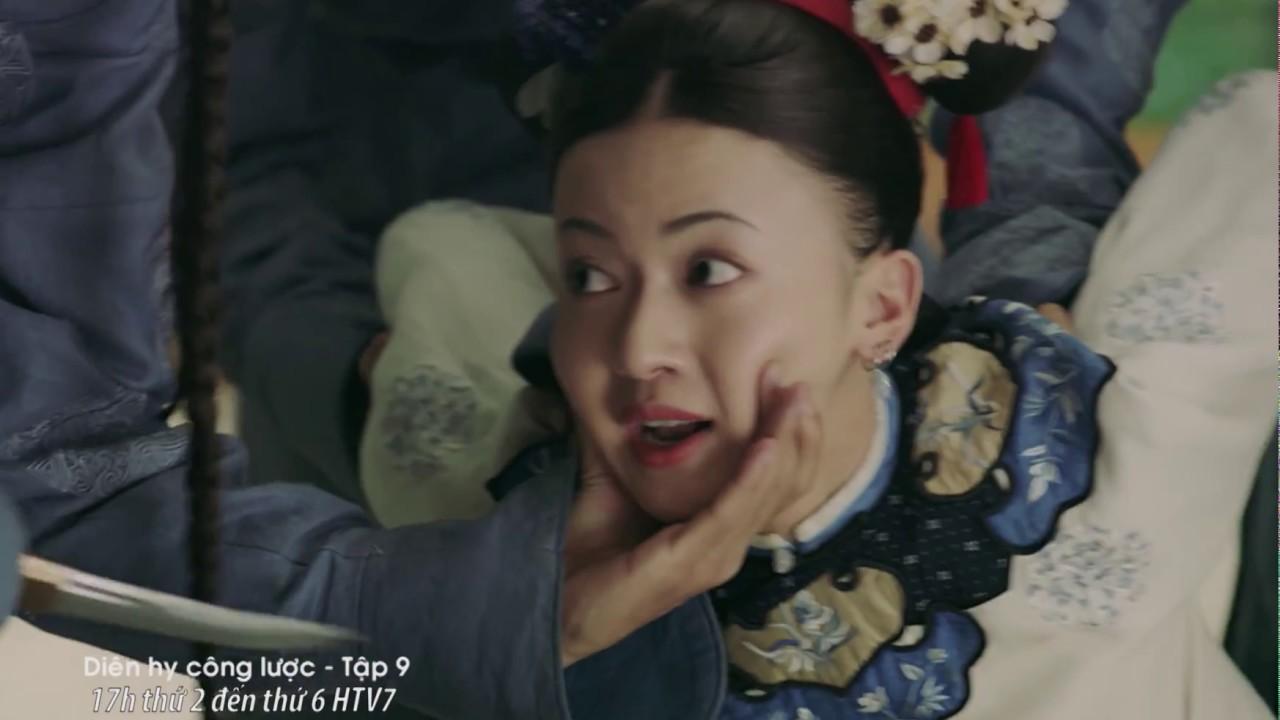 image Diên Hy Công Lược tập 9 - Anh Lạc bị Cao Quý Phi dọa cắt lưỡi