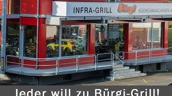 Bürgi Grill - Mehr als nur ein Grill - Schauen Sie unsere Demo an!