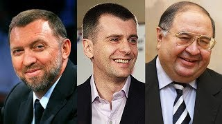 TOP-20 of the richest oligarchs of Russia 2018