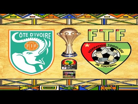 PS4 PES 2017 Gameplay Ivory Coast vs Togo HD