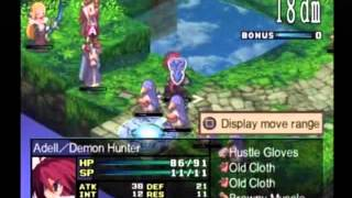 Disgaea 2: Cursed Memories [Part 2] - Reflection Pond [1-2]