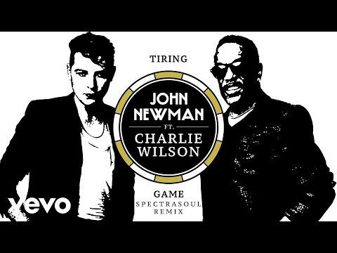 John Newman - Tiring Game (Spectrasoul Remix / Official Audio) ft. Charlie Wilson