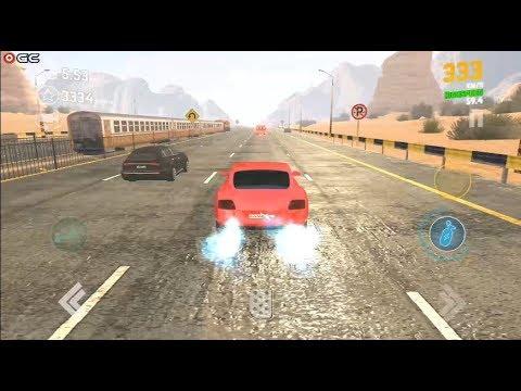 Racing Ferocity 3D Endless - Bentley X8 2015 - Speed Racing Car Games - Android Gameplay FHD #7